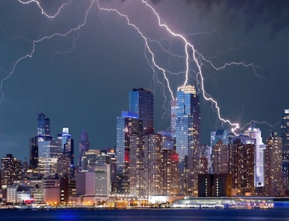 Lightening Strikes! Archetypes of the Current Times